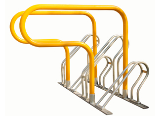 Bike Parking Rails
